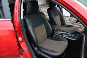 Фото 7 - Чехлы MW Brothers Mazda 6 II (2008-2012), красная нить
