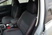 Фото 2 - Чехлы MW Brothers Nissan X-Trail T32 (2014-н.д.), красная нить