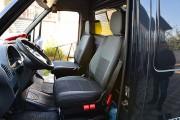 Фото 6 - Чехлы MW Brothers Volkswagen LT35 Casten (1996-2006) грузовой (1+1), серая нить