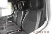 Фото 5 - Чехлы MW Brothers Volkswagen LT35 Casten (1996-2006) грузовой (1+2), серая нить