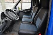 Фото 6 - Чехлы MW Brothers Volkswagen LT35 Casten (1996-2006) грузовой (1+2), синяя нить