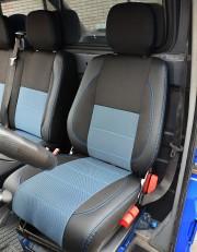 MW Brothers Mercedes-Benz Sprinter (1+2) грузовой (1995-2006), синяя нить