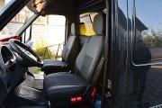 Фото 5 - Чехлы MW Brothers Mercedes-Benz Sprinter (1+1) грузовой (1995-2006), серая нить