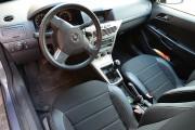 Фото 4 - Чехлы MW Brothers Opel Astra H (2004-2014), серая нить