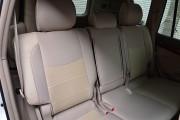 Фото 4 - Чехлы MW Brothers Toyota Land Cruiser Prado 120 (2002-2009), бежевые + бежевая нить