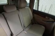 Фото 5 - Чехлы MW Brothers Toyota Land Cruiser Prado 120 (2002-2009), бежевые + бежевая нить