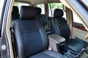 Фото 5 - Чехлы MW Brothers Toyota Land Cruiser Prado 120 (2002-2009), серая нить