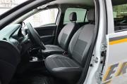 Фото 4 - Чехлы MW Brothers Renault Sandero II (2012-2014), серая нить