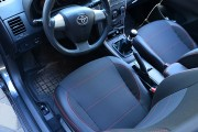 Фото 3 - Чехлы MW Brothers Toyota Corolla (E150) (2007-2013), красная нить