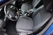 Фото 2 - Чехлы MW Brothers Renault Fluence (2009-н.д.), серая нить