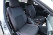 Фото 8 - Чехлы MW Brothers Renault Fluence (2009-н.д.), красная нить