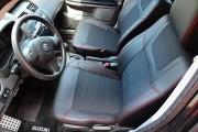 Фото 3 - Чехлы MW Brothers Suzuki SX4 I (2006-2014), красная нить