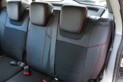 Фото 5 - Чехлы MW Brothers Suzuki SX4 I (2006-2014), красная нить
