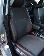 MW Brothers Honda CR-V III (2006-2012), красная нить