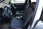 Фото 2 - Чехлы MW Brothers Honda CR-V III (2006-2012), красная нить