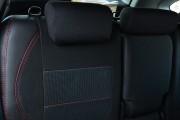 Фото 3 - Чехлы MW Brothers Honda CR-V III (2006-2012), красная нить