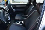 Фото 4 - Чехлы MW Brothers Honda CR-V III (2006-2012), красная нить