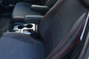 Фото 5 - Чехлы MW Brothers Honda CR-V III (2006-2012), красная нить