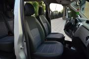 фото 7 - Чехлы MW Brothers Renault Lodgy (рестайлинг) (2016-н.д.), серая нить