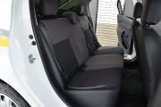 Фото 5 - Чехлы MW Brothers Renault Logan II MCV (2012-2014), серая нить