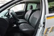 Фото 7 - Чехлы MW Brothers Renault Logan II MCV (2012-2014), серая нить