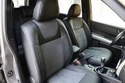 Фото 8 - Чехлы MW Brothers Nissan X-Trail T31 SE, XE (2007-2013), серая нить
