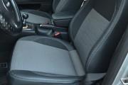 Фото 3 - Чехлы MW Brothers Audi A4 B6 (2000-2006), серая нить