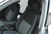 Фото 4 - Чехлы MW Brothers Audi A4 B6 (2000-2006), серая нить
