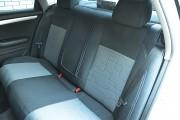 Фото 6 - Чехлы MW Brothers Audi A4 B6 (2000-2006), серая нить
