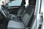 Фото 7 - Чехлы MW Brothers Audi A4 B6 (2000-2006), серая нить