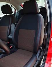 MW Brothers Seat Toledo Mk4 (2013-н.д), красная нить