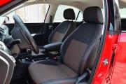 Фото 4 - Чехлы MW Brothers Seat Toledo Mk4 (2013-н.д), красная нить