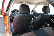 Фото 7 - Чехлы MW Brothers Seat Toledo Mk4 (2013-н.д), красная нить
