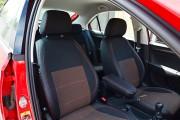 Фото 8 - Чехлы MW Brothers Seat Toledo Mk4 (2013-н.д), красная нить