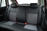 Фото 3 - Чехлы MW Brothers Seat Toledo Mk4 (2013-н.д.), серая нить