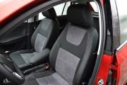 Фото 5 - Чехлы MW Brothers Seat Toledo Mk4 (2013-н.д.), серая нить