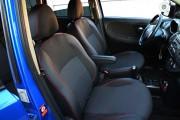 Фото 5 - Чехлы MW Brothers Nissan Note I (2005-2014), красная нить