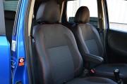 Фото 6 - Чехлы MW Brothers Nissan Note I (2005-2014), красная нить