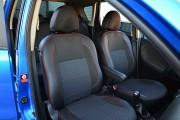 Фото 7 - Чехлы MW Brothers Nissan Note I (2005-2014), красная нить