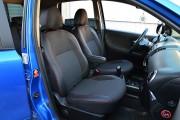 Фото 8 - Чехлы MW Brothers Nissan Note I (2005-2014), красная нить