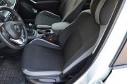 Фото 2 - Чехлы MW Brothers Mazda CX-5 (2012-2014), светлые вставки + серая нить