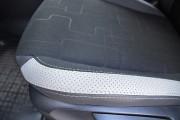 Фото 3 - Чехлы MW Brothers Mazda CX-5 (2012-2014), светлые вставки + серая нить