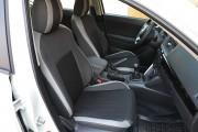 Фото 7 - Чехлы MW Brothers Mazda CX-5 (2012-2014), светлые вставки + серая нить