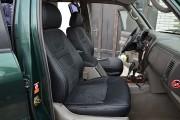 Фото 4 - Чехлы MW Brothers Nissan Patrol Y61 (рестайлинг) (2005-2013), серая нить