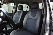 Фото 8 - Чехлы MW Brothers Renault Logan II MCV (2012-2014), серая нить