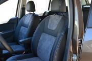 Фото 6 - Чехлы MW Brothers Renault Logan II MCV (2012-2014), серая нить