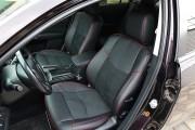 Фото 2 - Чехлы MW Brothers Mazda 6 II (2008-2012), красная нить