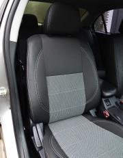 MW Brothers Mitsubishi Lancer X Sportback (2008-2012), серая нить