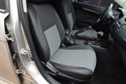 Фото 6 - Чехлы MW Brothers Mitsubishi Lancer X Sportback (2008-2012), серая нить