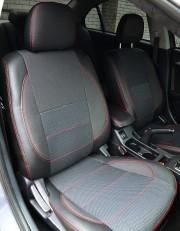 MW Brothers Mitsubishi Lancer X Sportback (2008-2012), красная нить